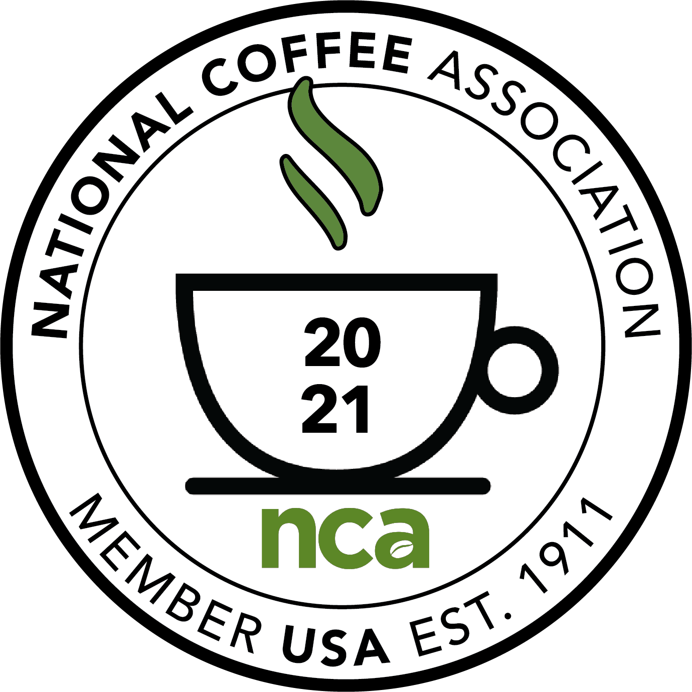 NCA Member Badge