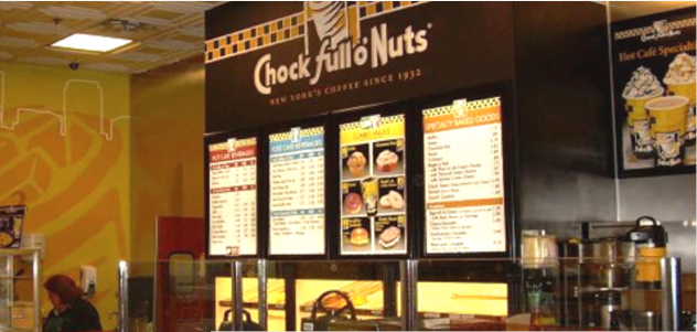 Chock full o'Nuts Cafe